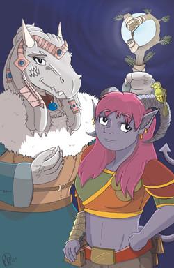 Zaraiya & Yurali