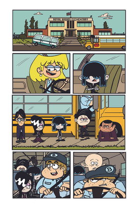 """The Loud House Vol. 6 """"Stage Fright"""""""