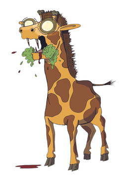 Rabid Giraffe