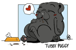 Tubby Puggy