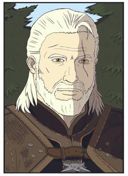 Geralt of Rivia 2021