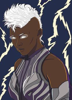 Ororo Monroe (Storm)