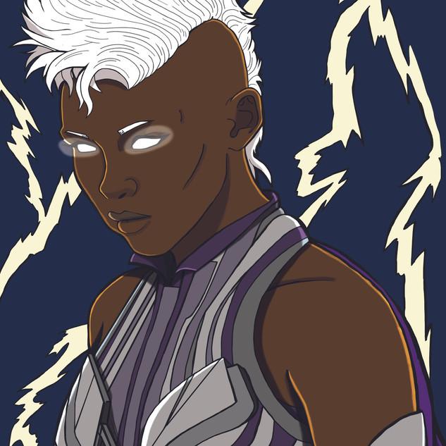 Ororo Munroe aka Storm