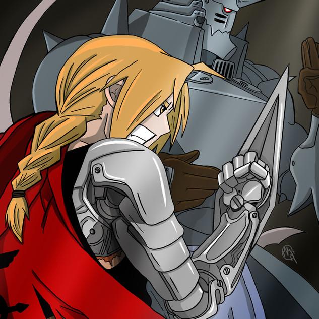 Ed & Alphonse