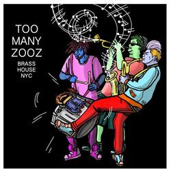 Too Many Zooz Piece