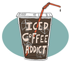Iced Coffee Addict