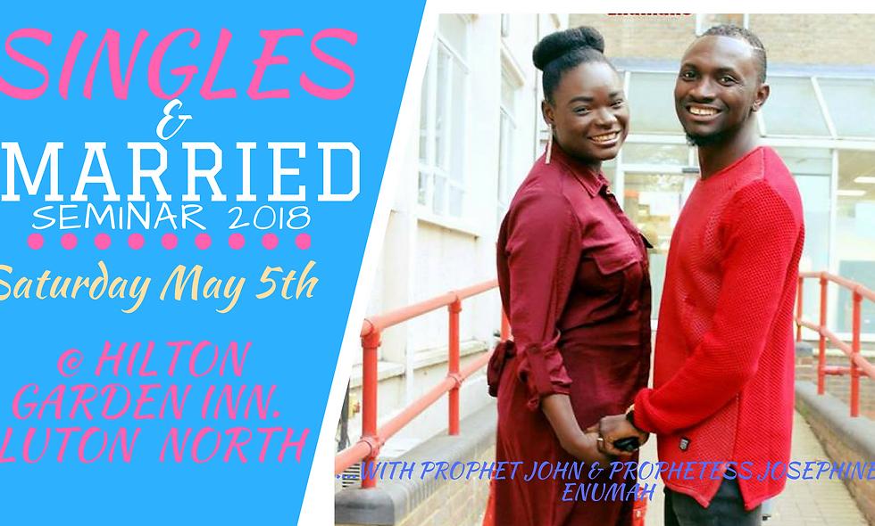 Relationship Seminar May 2018 - Part 1a MP3