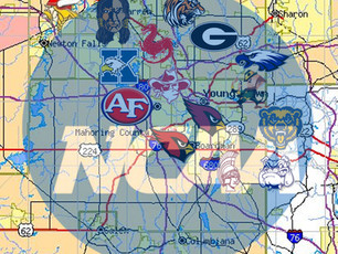 Mahoning Valley Football...  NCAA Report- September 1, 2019
