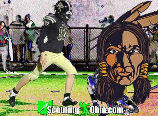 '20 Kicker Noah Murry- Warren G. Harding High School