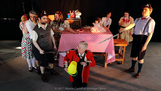 Gilbert & Sullivan's 'Pirates of Penzance'