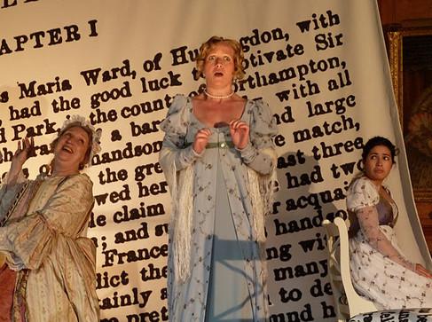 Dove's 'Mansfield Park'