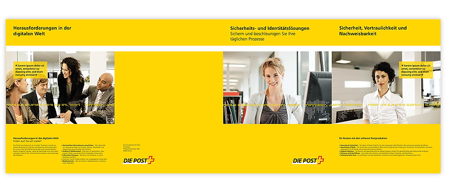 Flyer, Visitenkarten, Screendesing, Webdesigner Zürich,