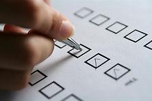 Repiar checklist