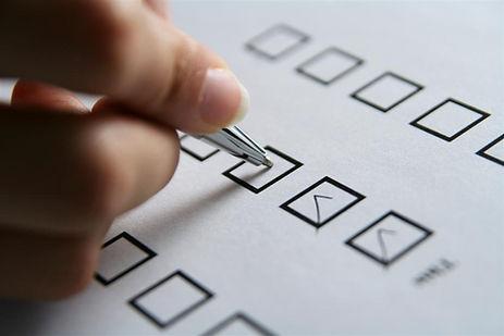 home maintenance checklist
