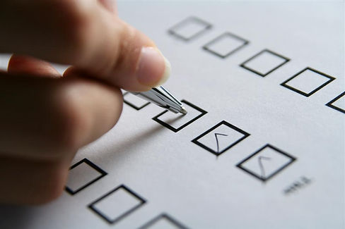 Attorneys checklist
