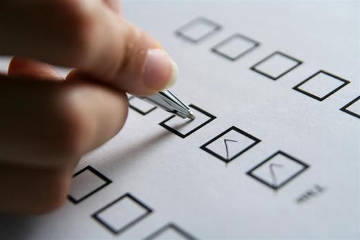 STD Checklist
