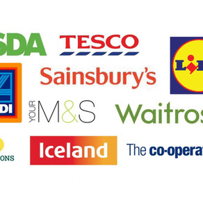 Charities... the new supermarkets?