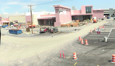 Construction at Rivers Casino continues to roll along