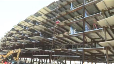 Construction Ahead of Schedule at Rivers Casino Site