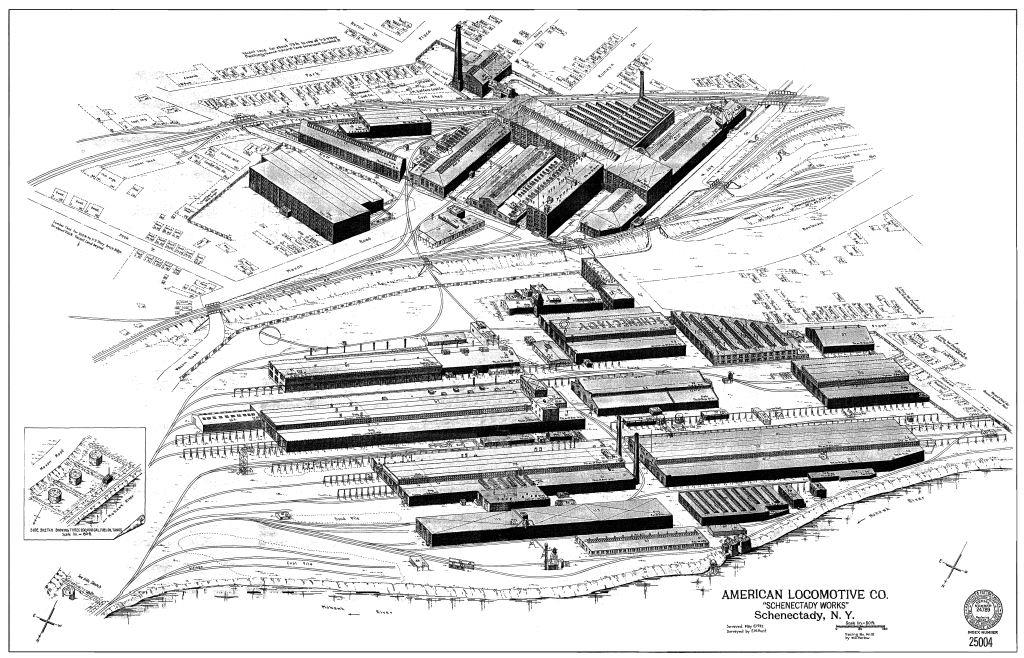 ALCO Site Survey - 1932