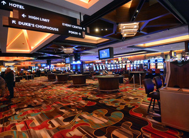A look inside Rivers Casino as it readies for opening day