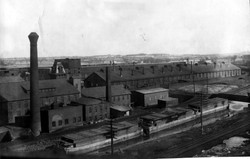 American Locomotive Works cir. 1914