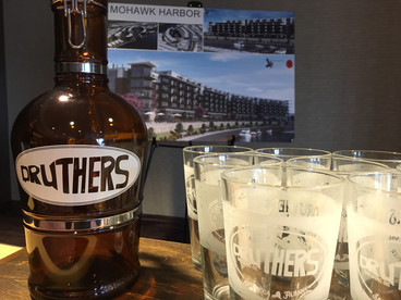 Druthers Brewing Company Joins Mohawk Harbor.