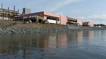 Schenectady casino build ahead of schedule