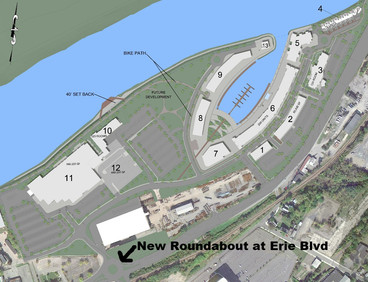 Schenectady opens roundabout near casino site