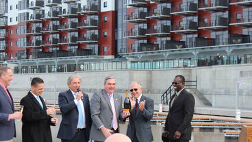 Christening At Mohawk Harbor Pictures