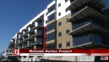 Mohawk Harbor developers pleased with progress