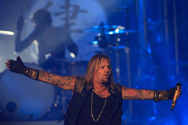 Vince Neil headlines July 3 show at Rivers Casino