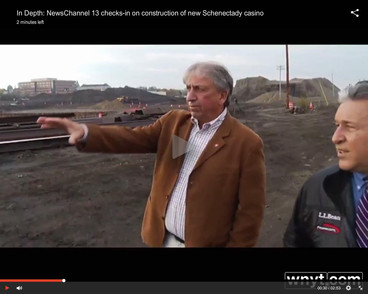 In Depth: NewsChannel 13 checks-in on construction of new Schenectady casino