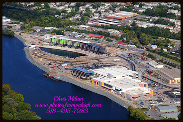 Updated Progress Pictures of Mohawk Harbor