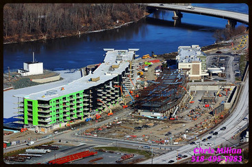 How Mohawk Harbor went from industrial site to casino