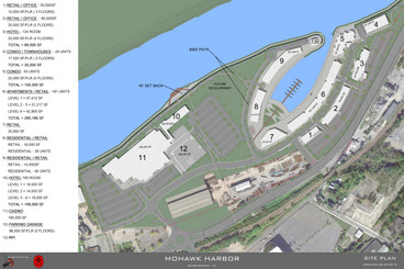 Mohawk Harbor plan review set to begin