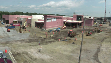 Casino, and more, rise at Schenectady's Mohawk Harbor