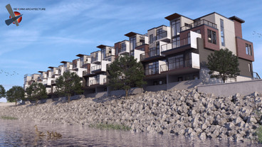 Galesi gets OK for Mohawk Harbor townhouses