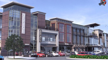 Office, retail building approved at Mohawk Harbor