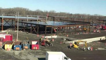 Steel already rising for $330 million Schenectady casino