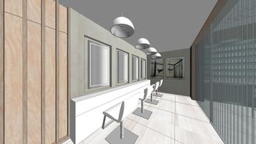 Rivers Casino details spa, lounge plans