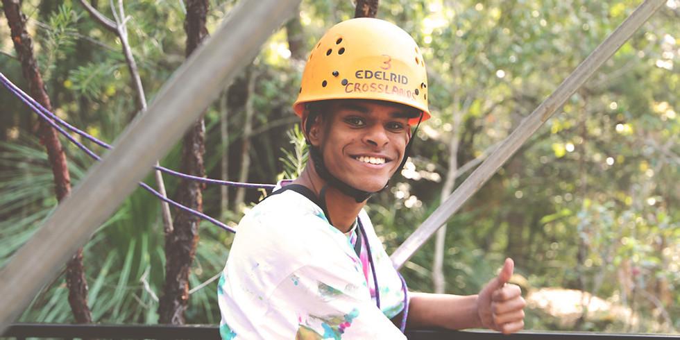 XTreme Teens Adventure Camp – Summer 2019