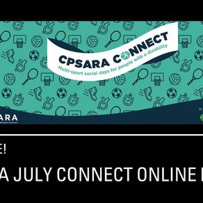 CPSARA CONNECT ONLINE RECAP