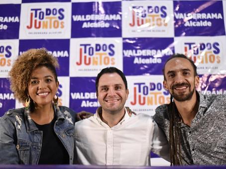Carvalho y Maturana no incurrieron en doble militancia: CNE   Candidaturas al Concejo en firme