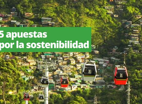 5 cosas que hará Medellín en los próximos años para ser una ciudad más sostenible