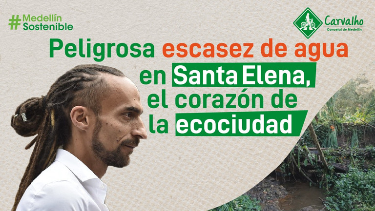 ⚠ Incrementan quejas sobre desabastecimiento de agua en Santa Elena