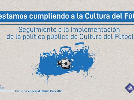 ¿Le estamos cumpliendo a la Cultura del Fútbol?
