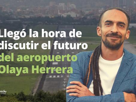¿Parque o aeropuerto? Es hora de discutir el futuro del Olaya Herrera