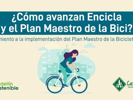 Estas son las 7 ciclorrutas que priorizará Medellín en 2021