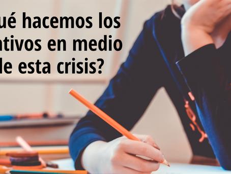 Creativos en tiempos de crisis: resumen del foro virtual